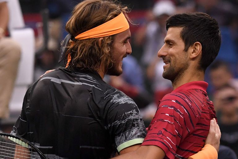 Día de locos: Djokovic perdió el Nº 1, Federer se enojó y Tsitsipas se despistó
