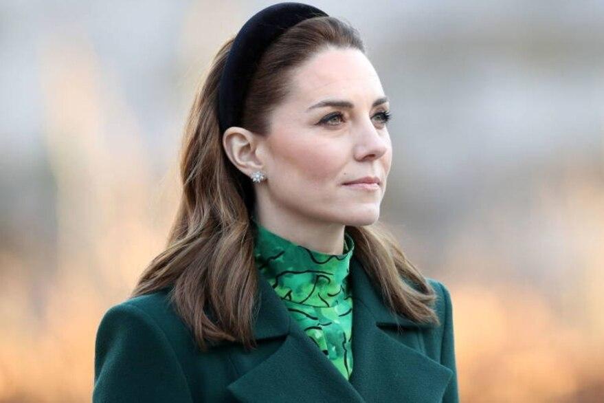 La duchessa di Cambridge si sta allenando per essere la regina