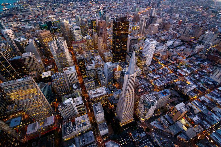 La afluencia de trabajadores y de dinero a San Francisco crearon un problema inmobiliario