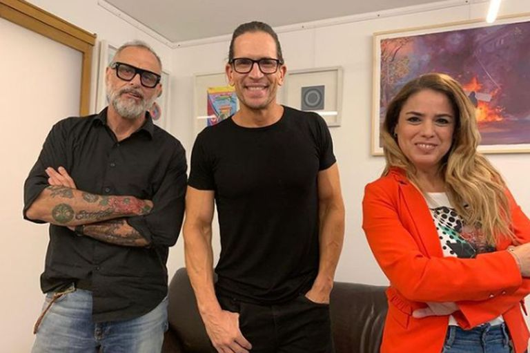 El actor Diego Ramos confirmó que deja el magazine de Telefe Cortá por Lozano