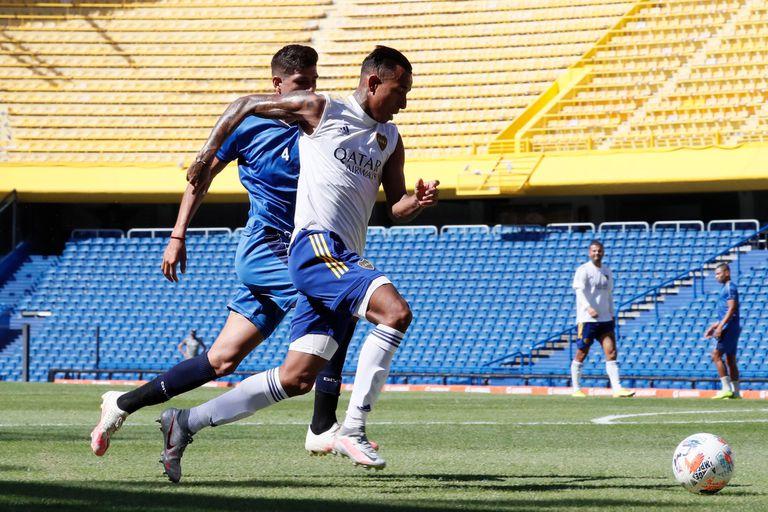 Boca: con ausencias y un regreso esperado, perdió y ganó contra Talleres