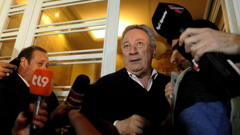 Luis Segura dejó su cargo de presidente testimonial de AFA