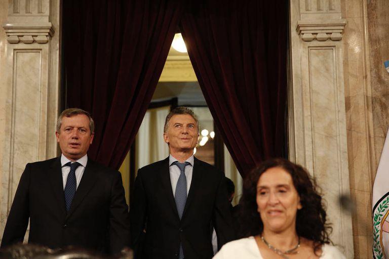 Mauricio Macri se manifestó en contra de la despenalización del aborto pero promovió el debate