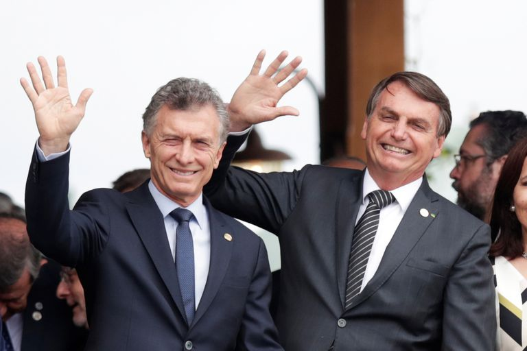 "Macri le pidió a Fernández oficializar a Jeanine Áñez como ""presidenta a cargo"""
