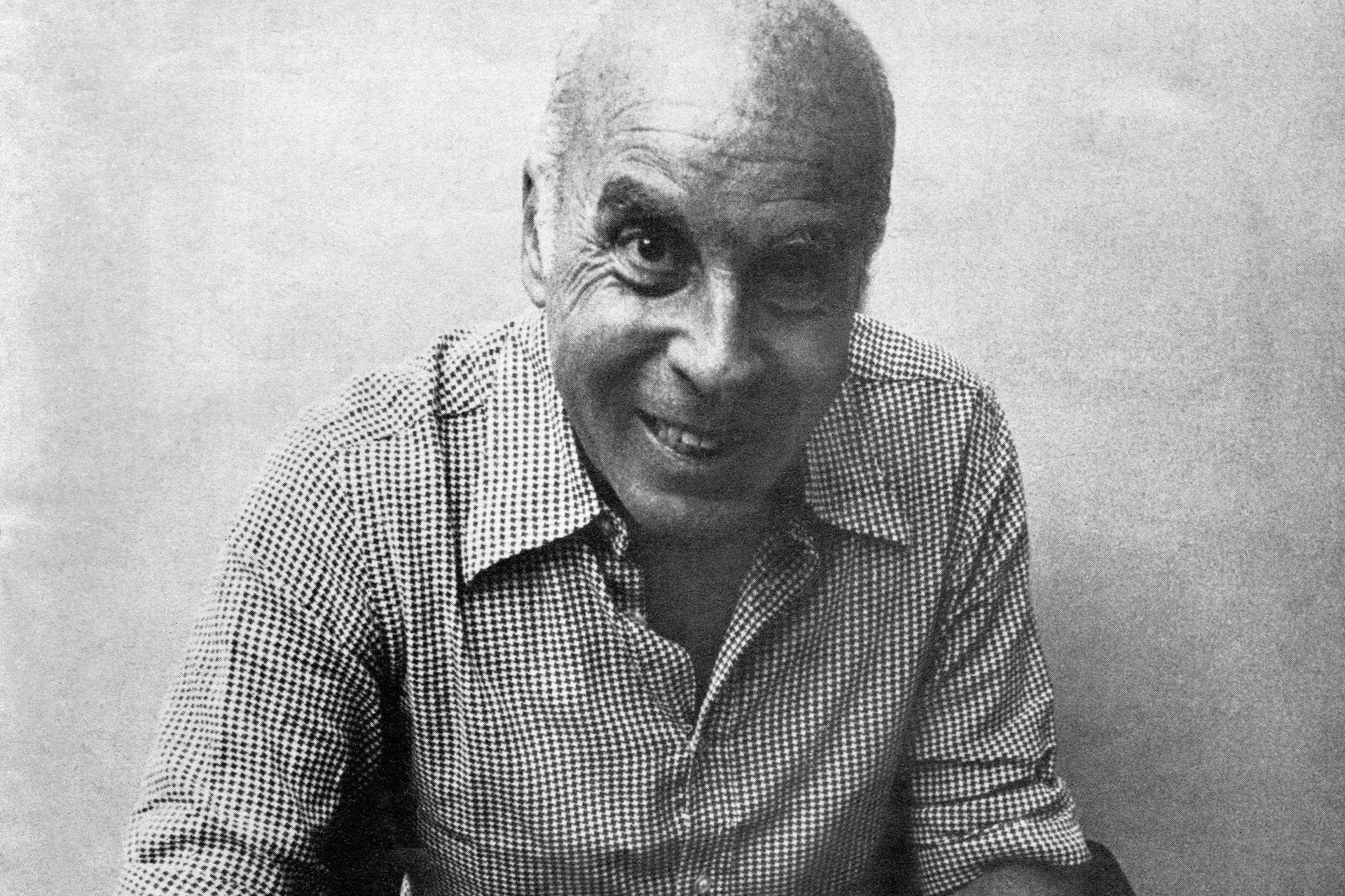Desde Tía Vicenta, Landrú fue un maestro del humor gráfico político