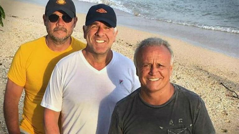 Dady, El Chino y Miguel se preparan para volver con MIDACHI