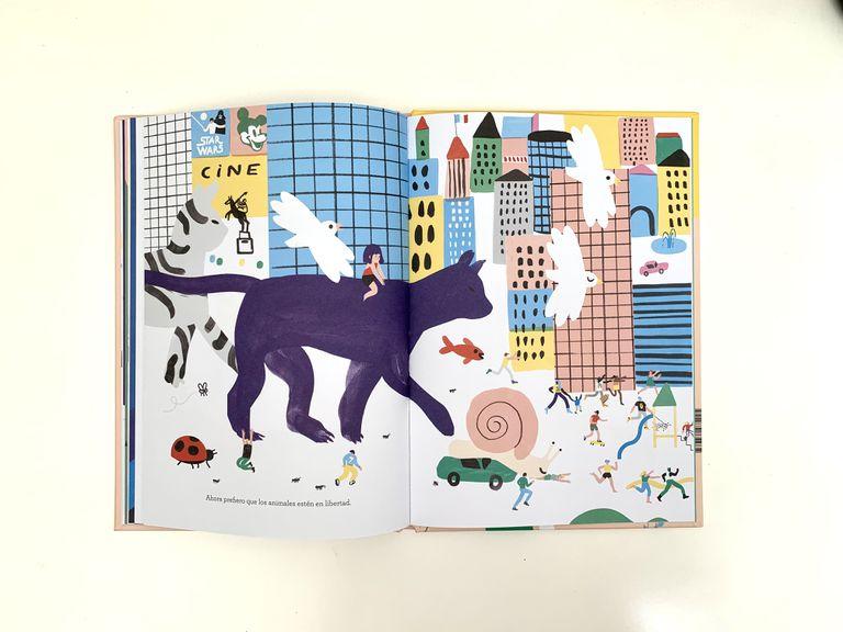 ¿Qué vas a leer con tu hijo esta noche? 7 cuentos ilustrados para mini lectores