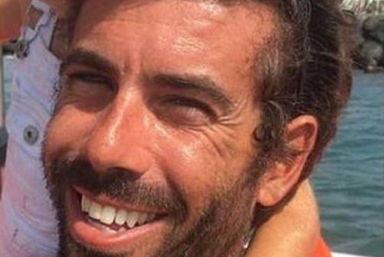 Tomás Gimeno, el padre de las niñas
