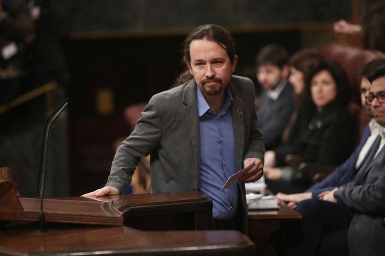 "Pablo Iglesias dimite para librar la ""batalla de Madrid"""