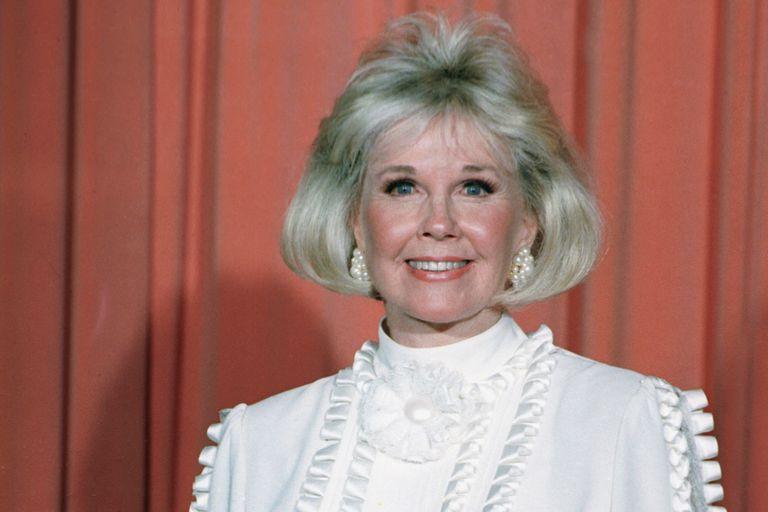 Doris Day, en 1989