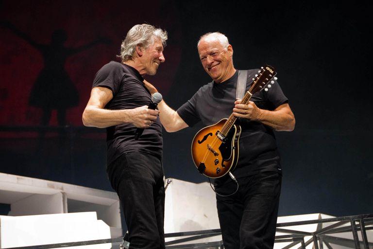 Roger Waters vs. David Gilmour: las peleas que construyeron un nuevo muro entre los ex Pink Floyd