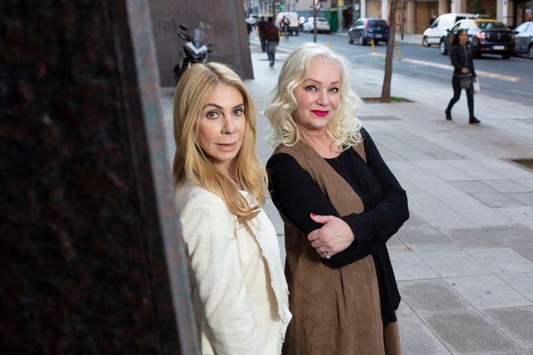 Silvia Pérez y Judith Gabbani, dos actrices que tuvieron que lidiar con los prejuicios y ahora disfrutan de subir juntas a un escenario
