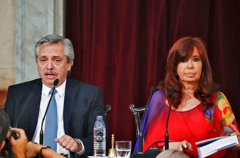 Alberto Fernández clonó a Cristina y abrió una caja de Pandora