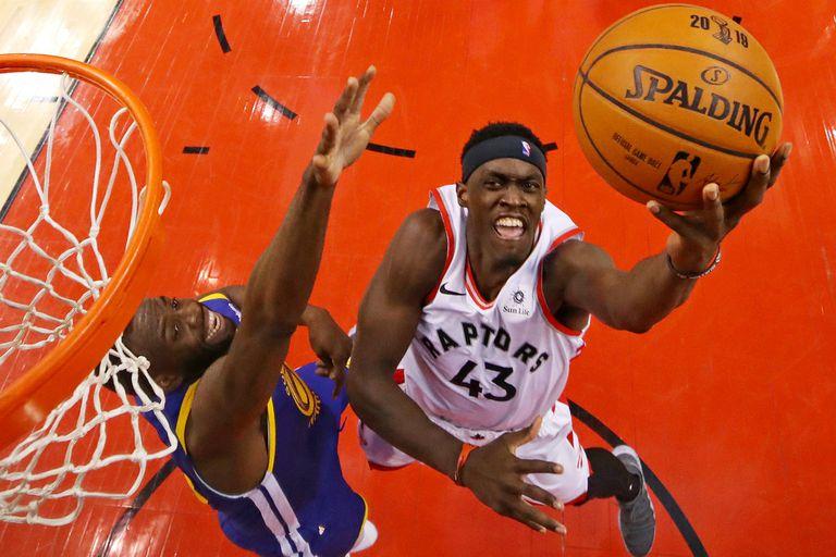 Toronto es pura euforia y Golden State sufre: Durant tampoco jugará el domingo