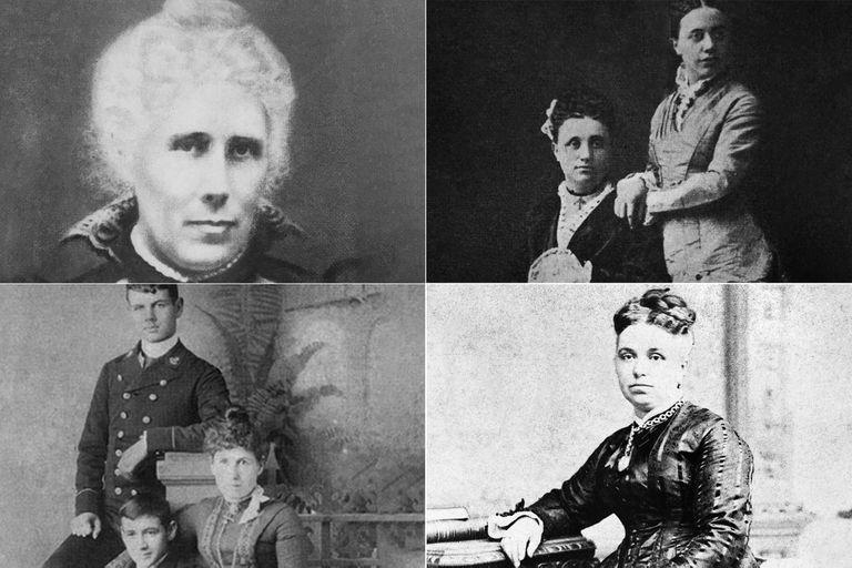 """¿Quiénes son """"las señoritas"""" de Sarmiento? Historias de un grupo de """"heroínas"""" y el rol de la abuela de Borges"""