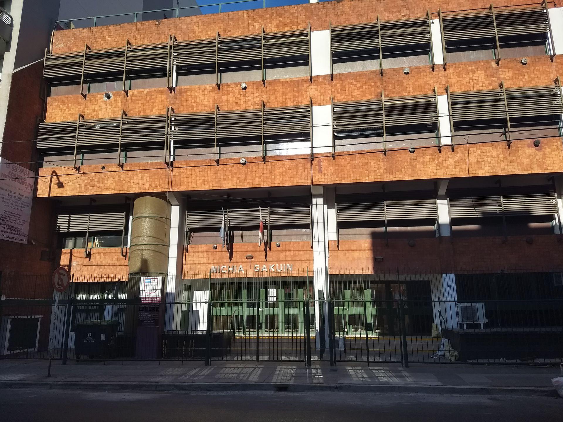El colegio japonés Nichia Gakuin tiene un 70% de alumnos que no son de origen ni ascendencia nipona