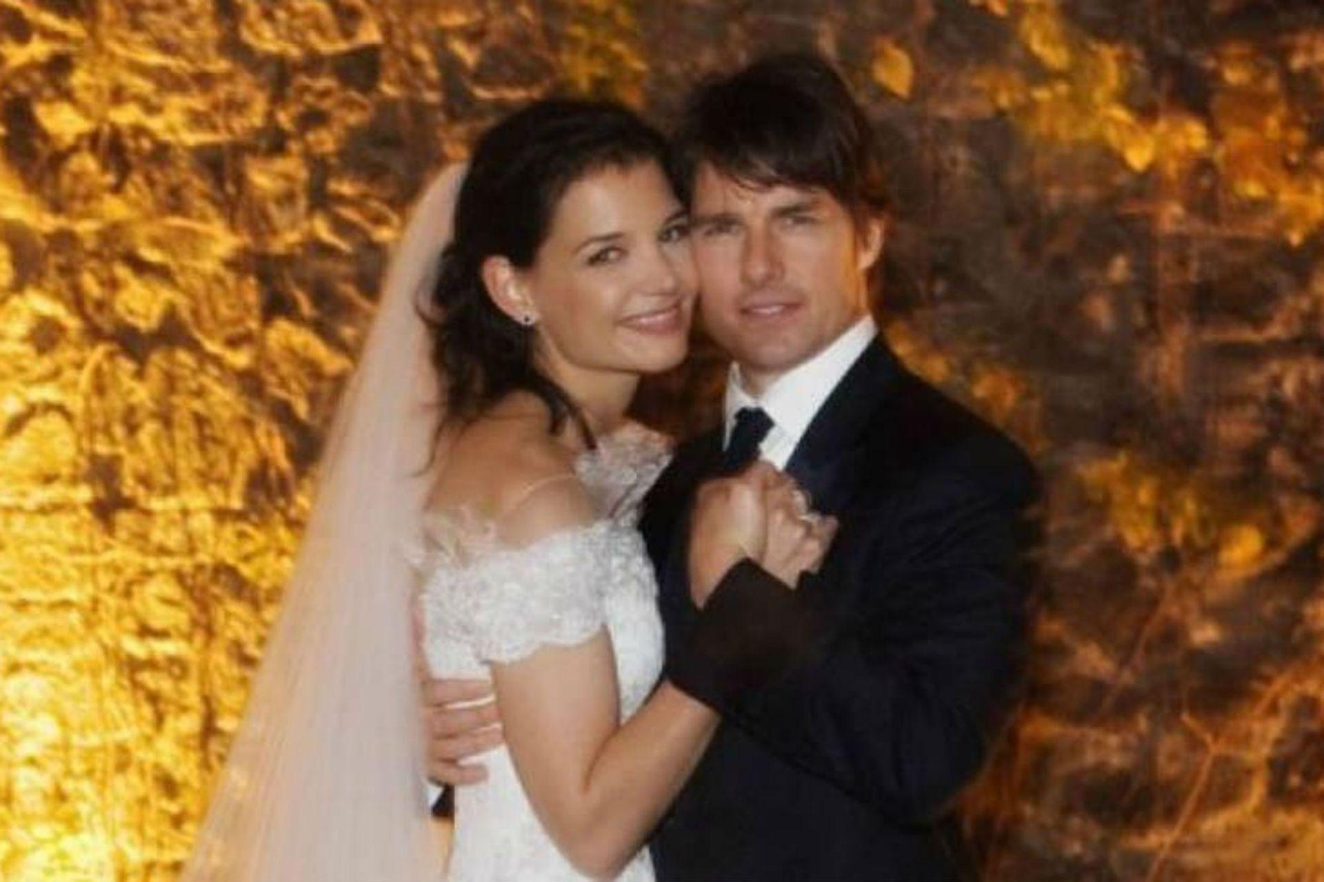 La pareja se casó el 18 de noviembre de 2006