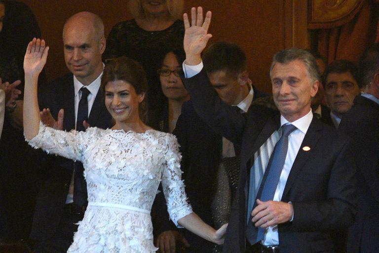 """El Presidente aseguró que la primera dama """"hechizó"""" a los mandatarios de la cumbre y a sus esposasG20"""