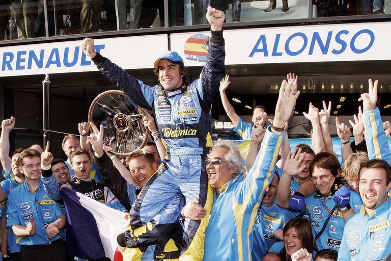 Fernando Alonso, un crack al que los dos títulos de campeón del mundo le quedan cortos.