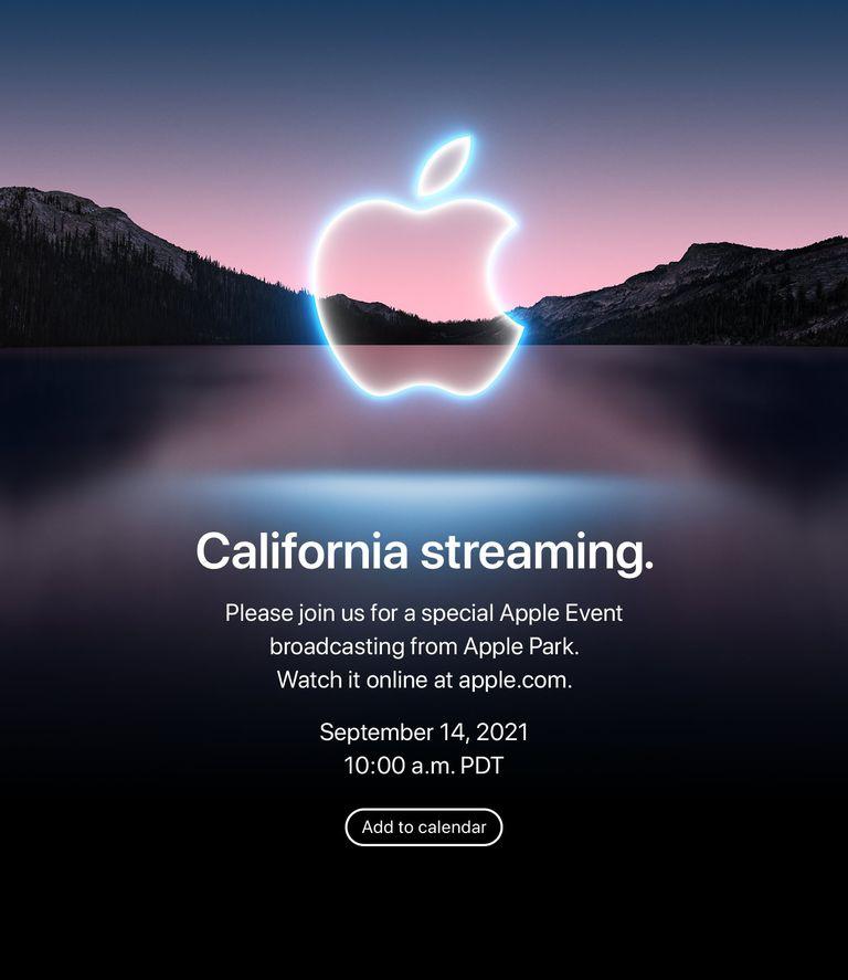 Así es el truco de realidad aumentada con el que Apple invita a su evento del 14 de septiembre