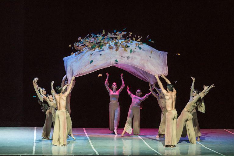 El Modern Jazz Ballet de Noemí Coelho y Rodolfo Olguín