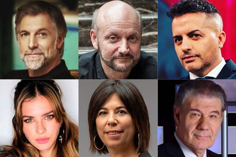 Artistas y periodistas, entre el repudio y el pedido de explicaciones