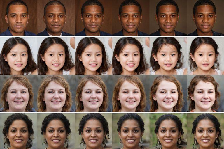 El de Twitter favorece a las personas de piel clara, jóvenes y femeninas, según un estudio