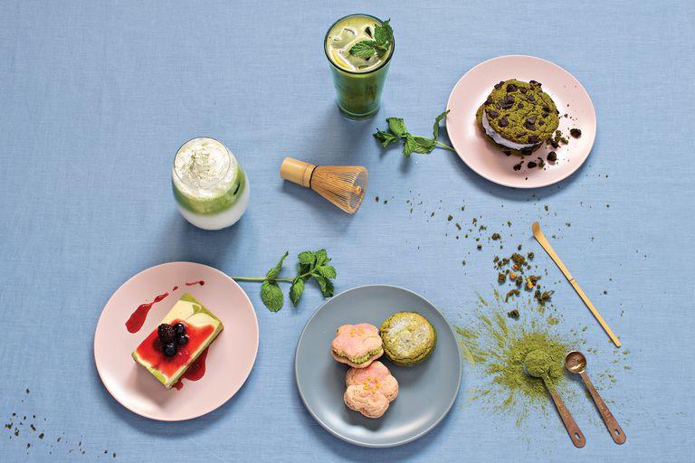El matcha es una variedad de té verde de muy alta calidad que se consume en polvo. Se usa en platos y bebidas