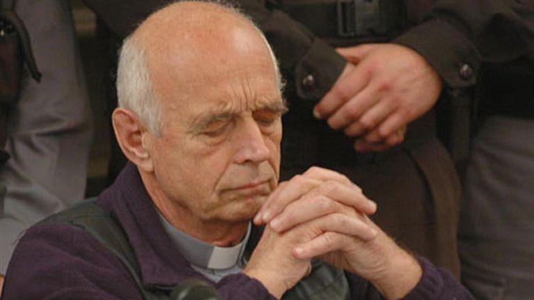 Christian Federico von Wernich fue condenado a reclusión perpetua en 2007