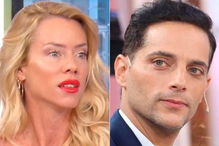 """Nicole y una curiosa anécdota con Joaquín Furriel: """"Se me escapó la lengua"""""""