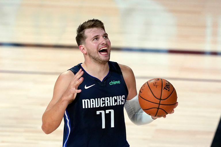 """""""Es ridículo"""". El increíble Doncic: el agónico triple para vencer a los Clippers"""