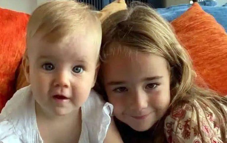 Las pequeñas Ana y Olivia Gimeno, desaparecidas el pasado 27 de abril en Tenerife