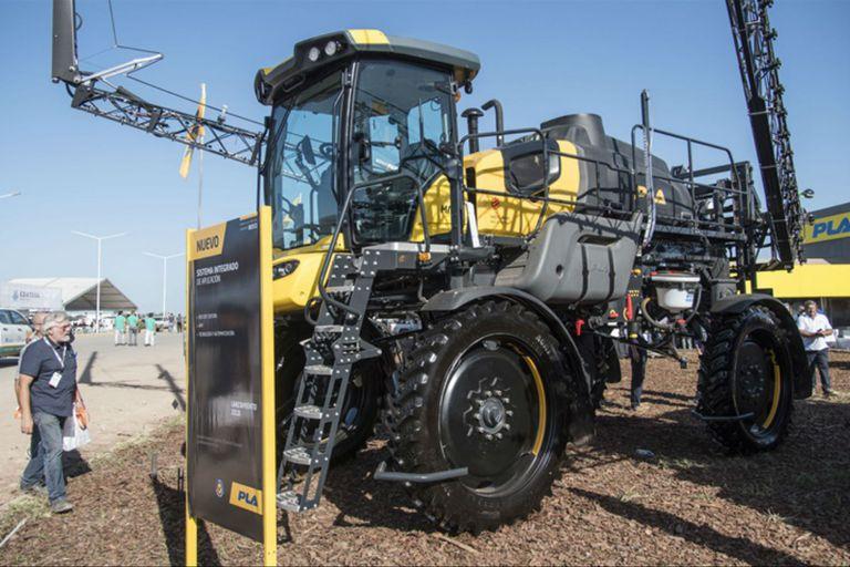 En maquinaria agrícola, John Deere compró Pla