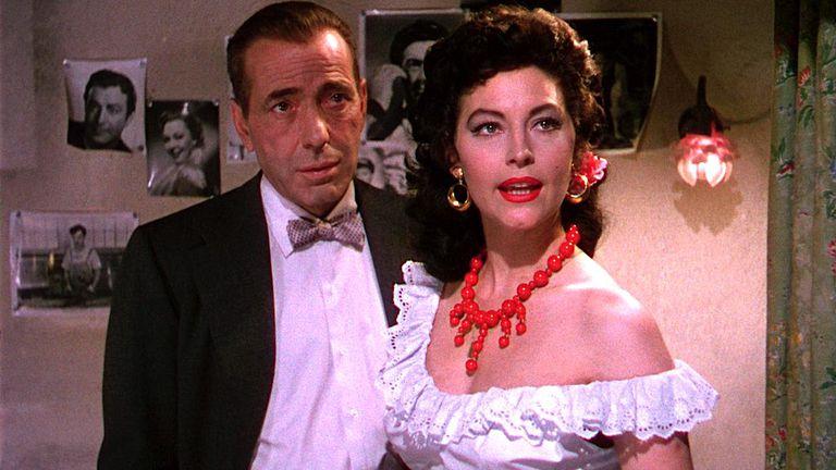 La condesa descalza:  por qué Humphrey Bogart detestó filmar con Ava Gardner