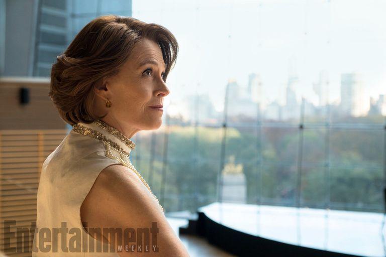 Sigourney Weaver será la antagonista del equipo de antihéroes