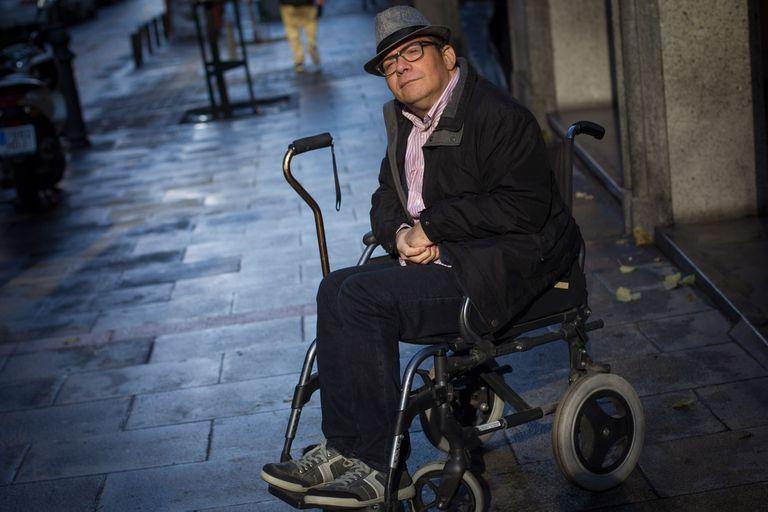 Trabajaba en Apple, tuvo un ACV y creó una app para gente con discapacidad