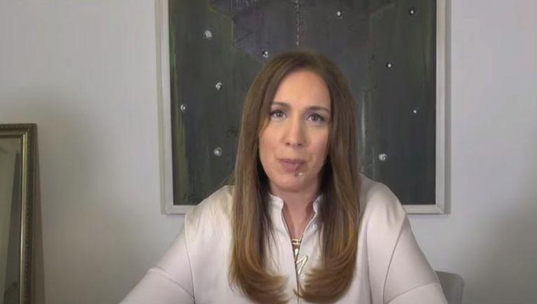 María Eugenia Vidal, en LN+.
