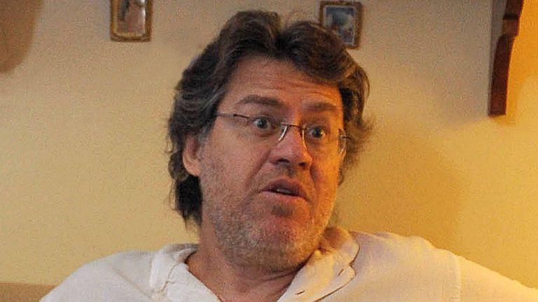 Ricardo Forster, dolido por la detención del ex número dos de Julio De Vido