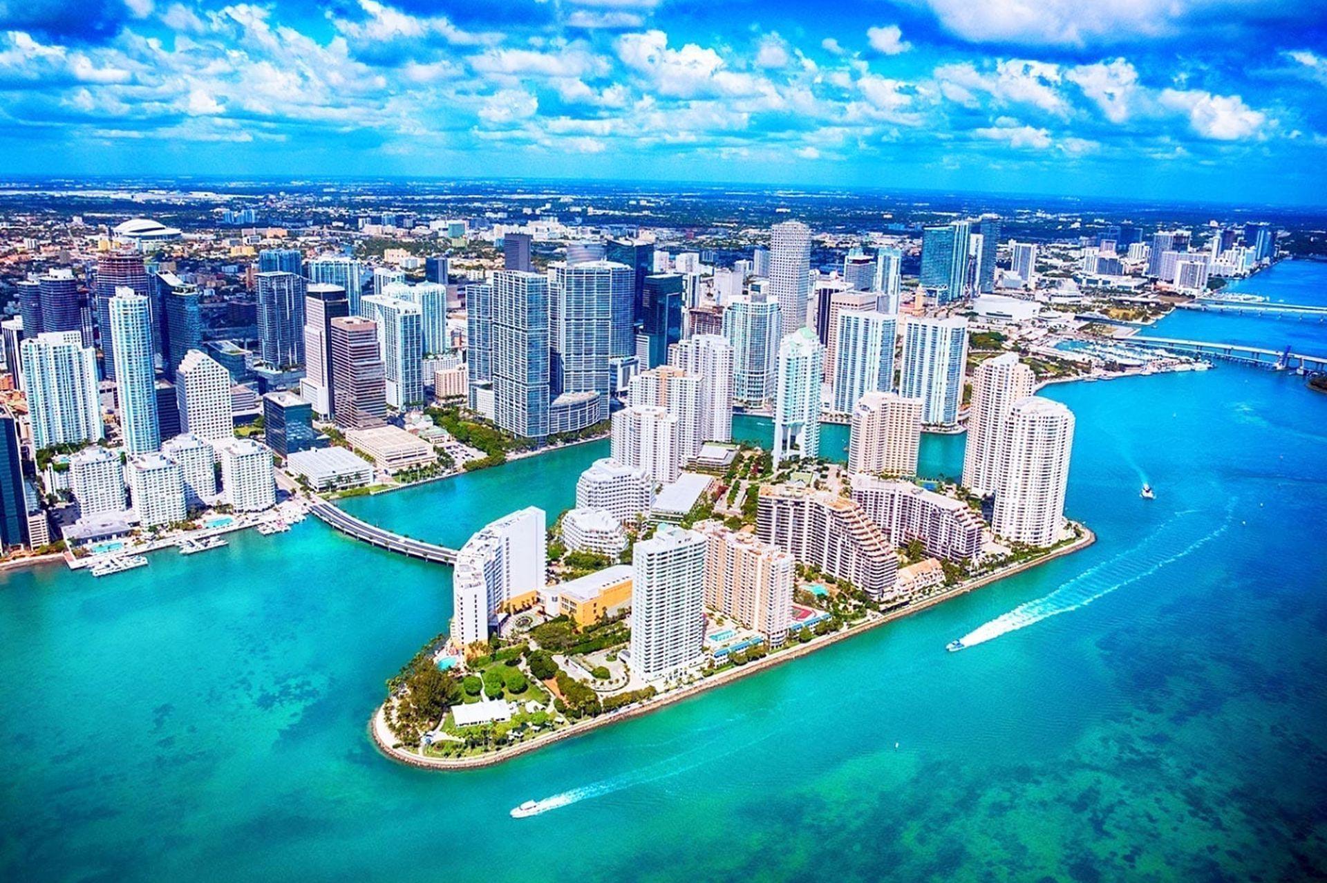 Se calcula que casi el 70% de la población que reside en Miami es de origen hispano o latino.