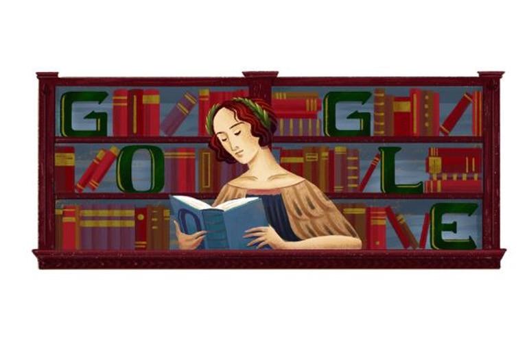 A los 32 años recibió el título de doctora en Filosofía; Google le rinde homenaje en el 373º aniversario de su nacimiento