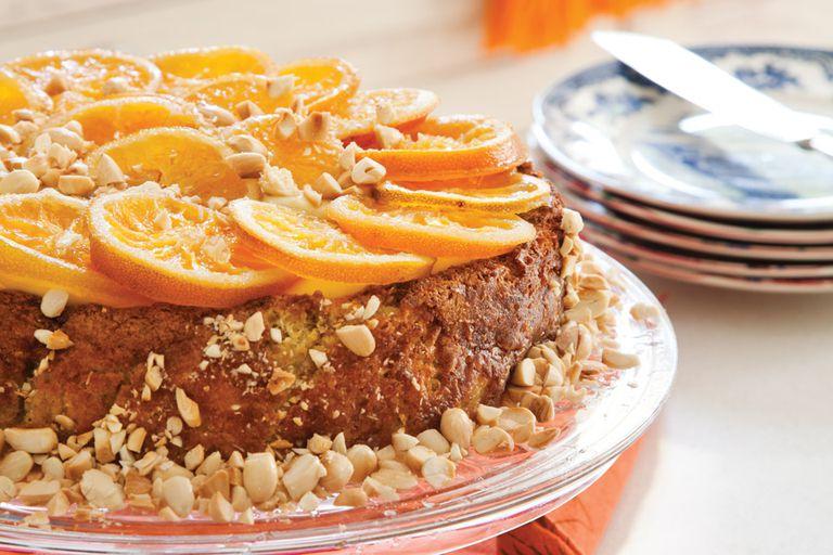 Torta de naranjas