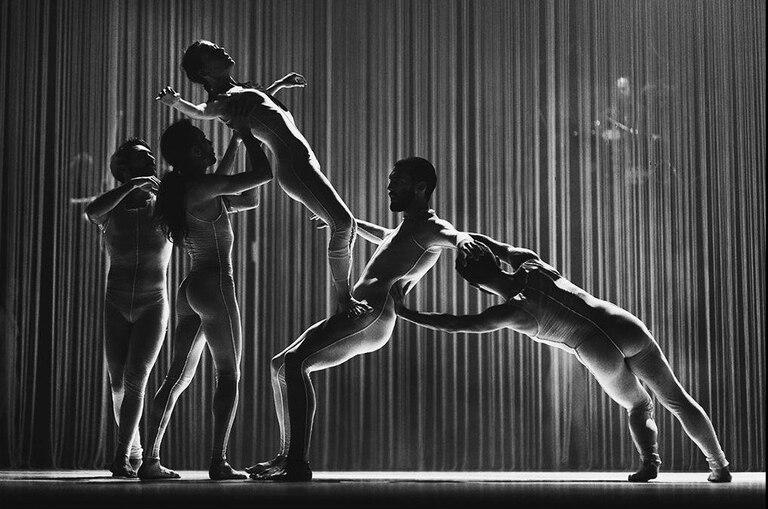 La italiana I am beautiful se presentó en el marco del festival de Danza Contemporánea, en el Teatro Coliseo