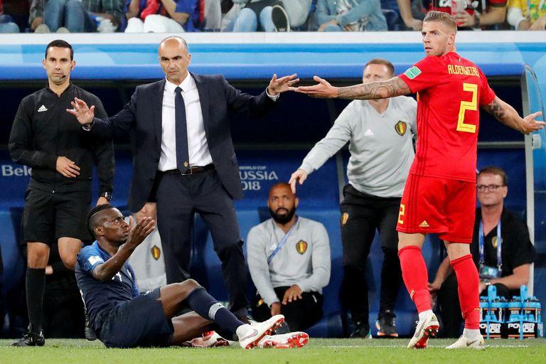 """""""Prefiero perder con este equipo a ganar como Francia"""": el enojo de Hazard"""