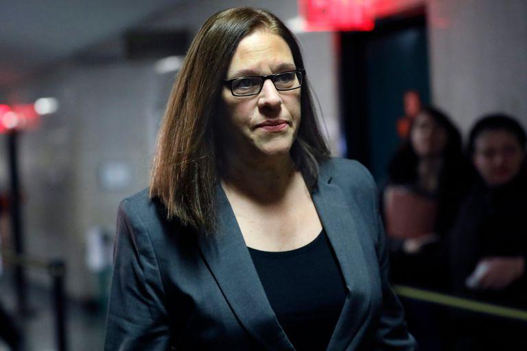 La fiscal Joan Illuzzi-Orbon