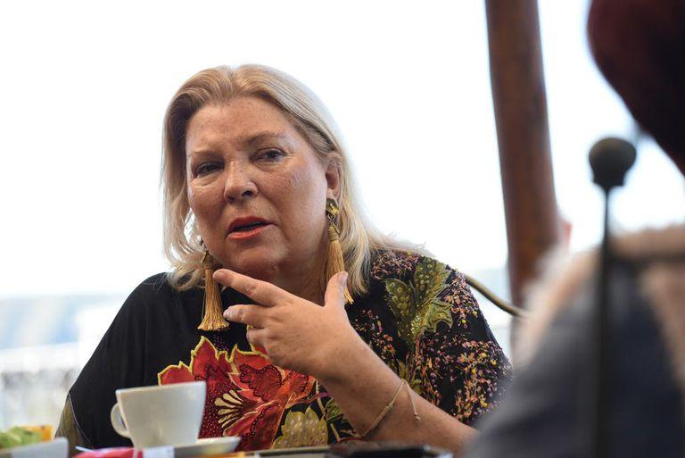 Vacunas vip: Carrió propone que políticos y sindicalistas queden en último lugar