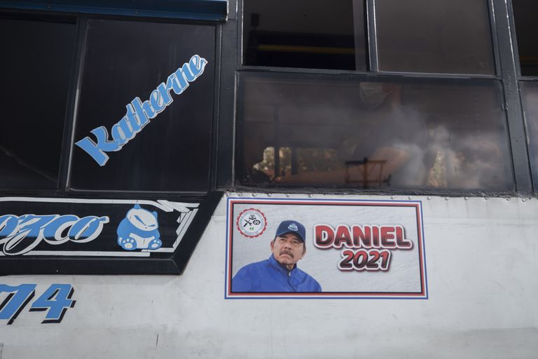 Ortega afina unos comicios a medida en Nicaragua y mantiene la persecución política