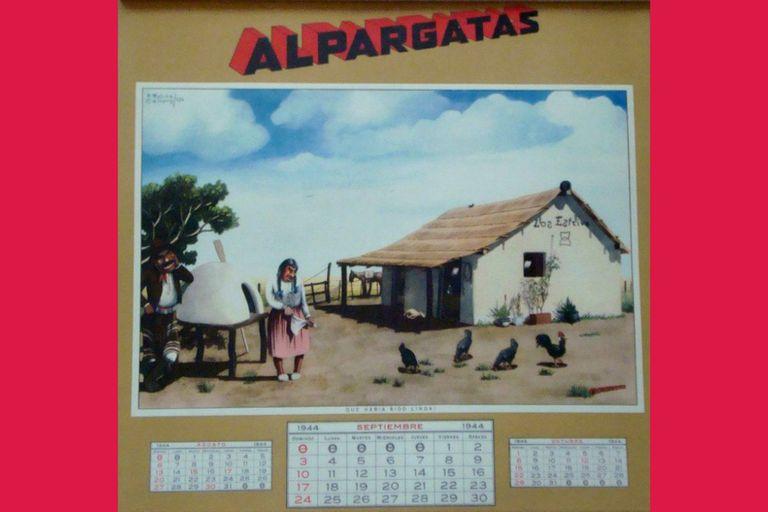 Almanaques que marcaron una época de la vida en el campo