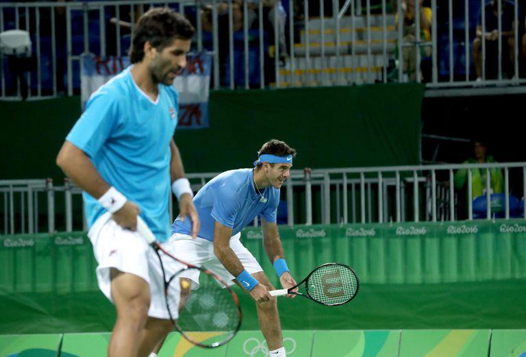 Machi González: su relación muy cercana a Del Potro y el deseo de su futuro en el tenis
