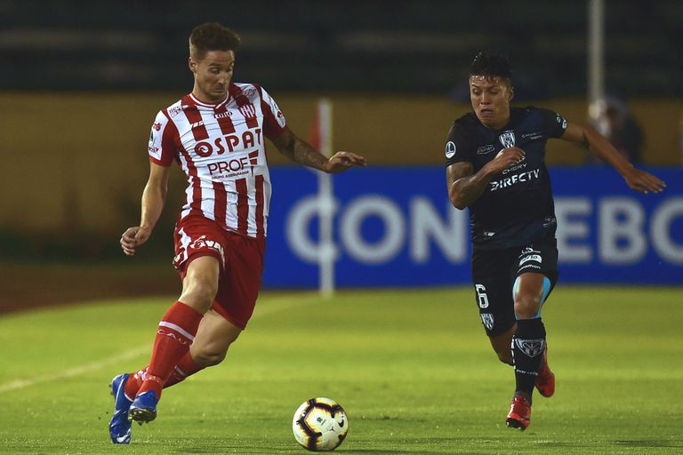 Copa Sudamericana: Unión perdió por penales frente a Independiente del Valle