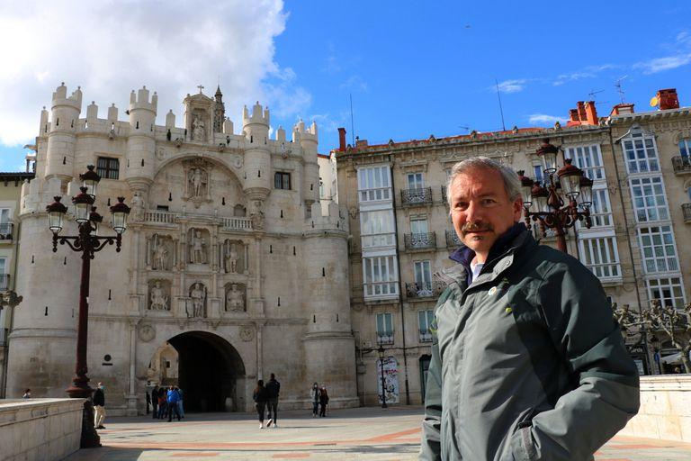 """Vivir en Burgos a los 54: """"España no es tan parecida a la Argentina como creía"""""""
